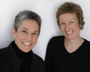 Annett Kuhr und Charlotte Lettenbauer