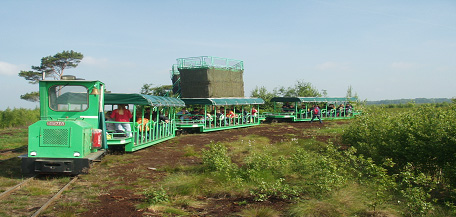 Moorkieker-Naturerlebnisbahn